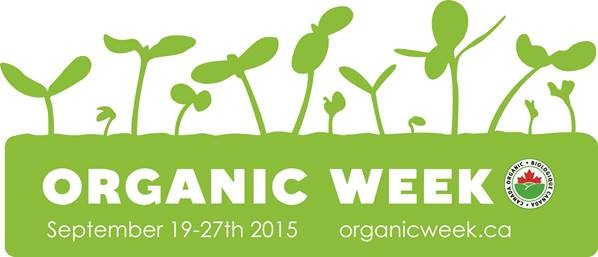 Organic Week at Cousin's Market